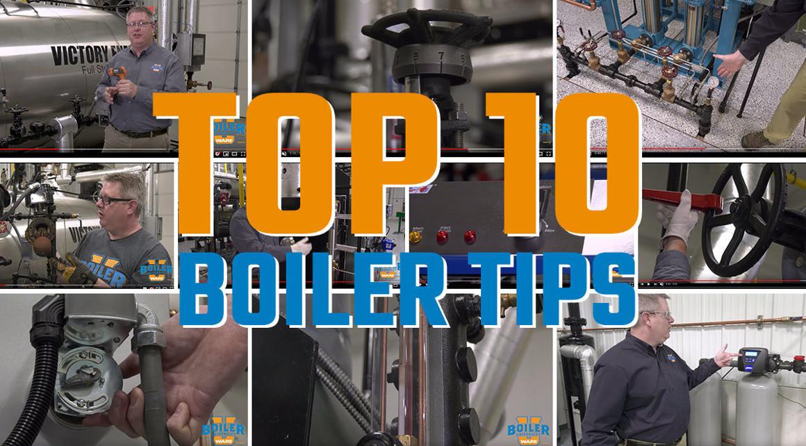 TOP 10 BOILER TIPS VIDEOS