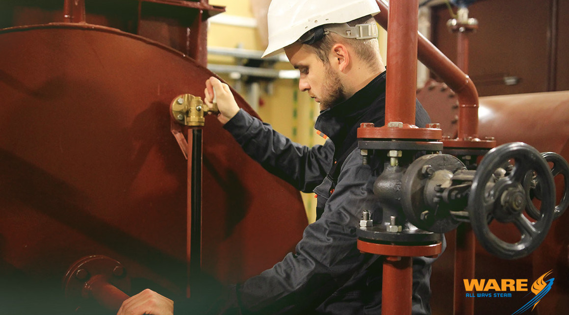 How to Do a Boiler Blowdown
