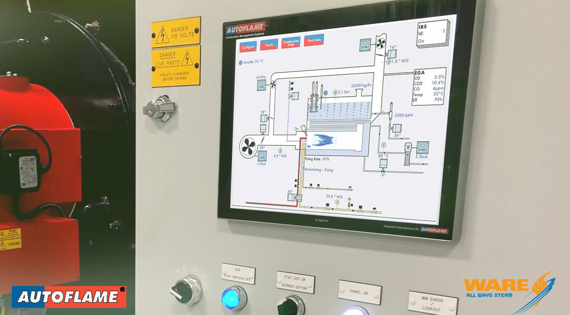 One Screen to Control Your Entire Boiler Room