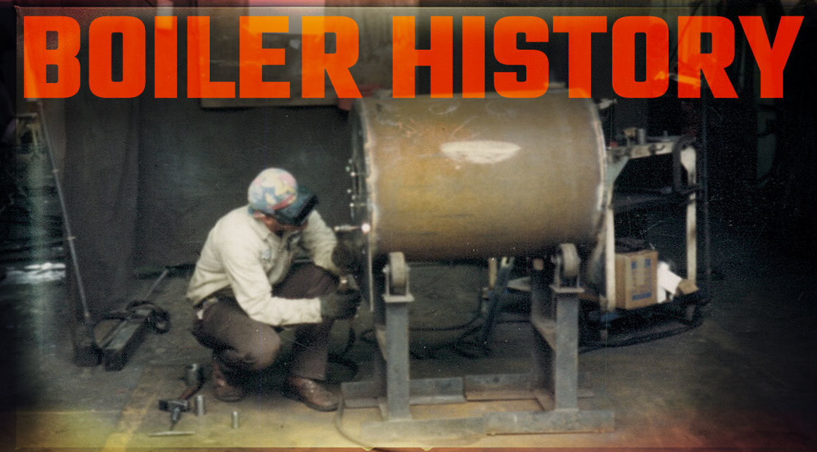 American History of the Boiler: Chapter Four