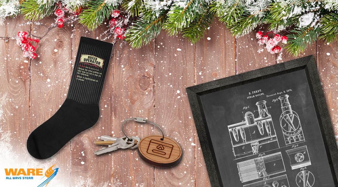 Santa's Workshop: Boiler-Themed Gifts