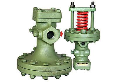 Pressure Reducing and Temperature Control Valves