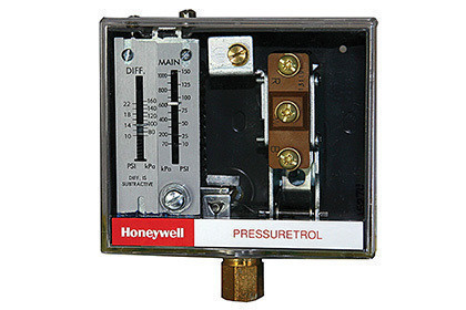 Boiler Pressure and Temperature Controls
