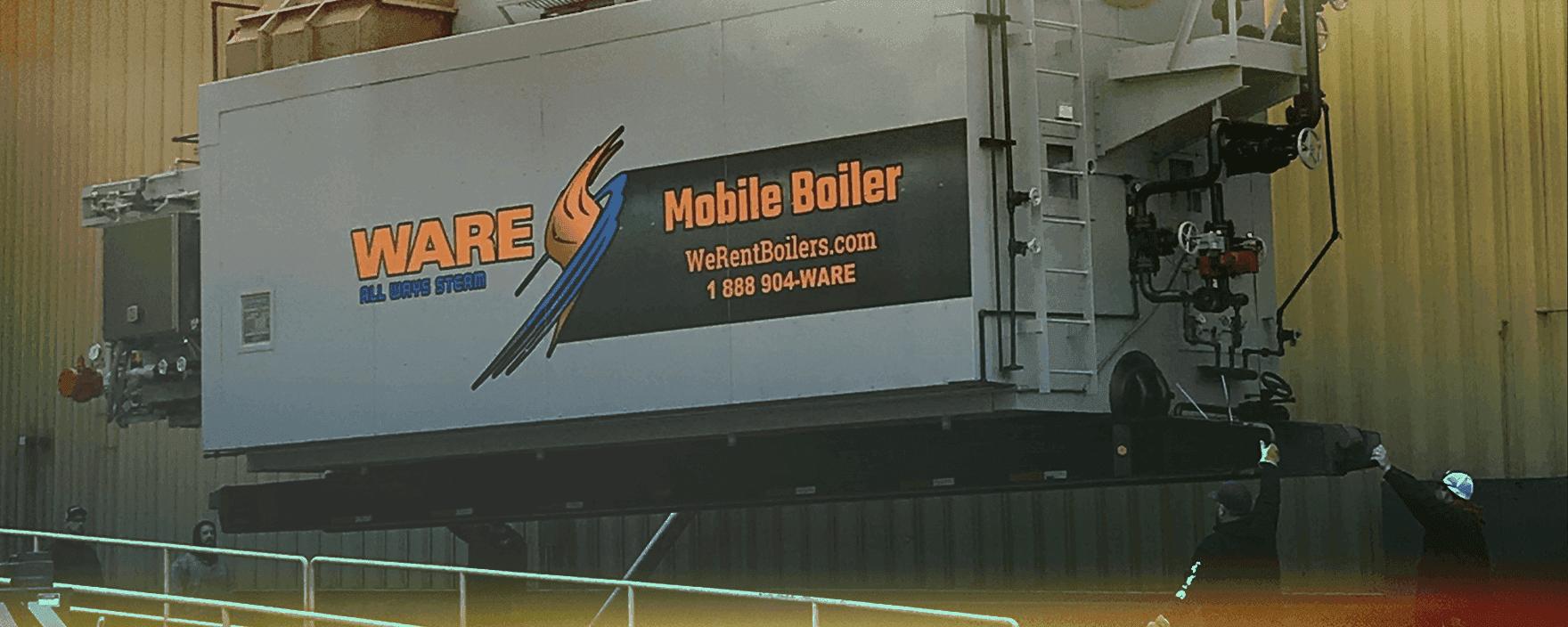 Emergency Boiler Rentals