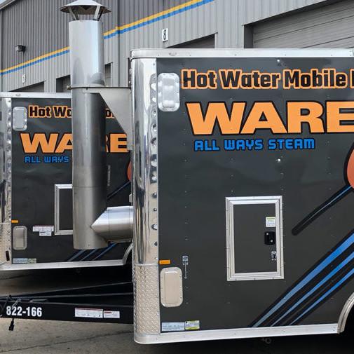 Mobile Hot Water Boiler Rentals
