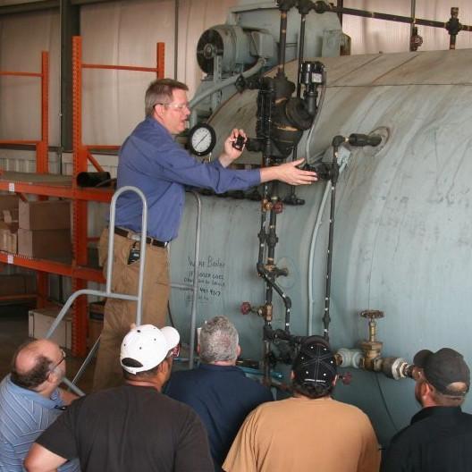 Custom Boiler Training Programs