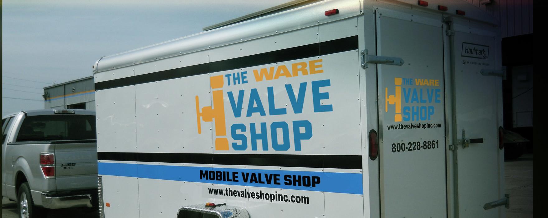 Mobile Valve Repair